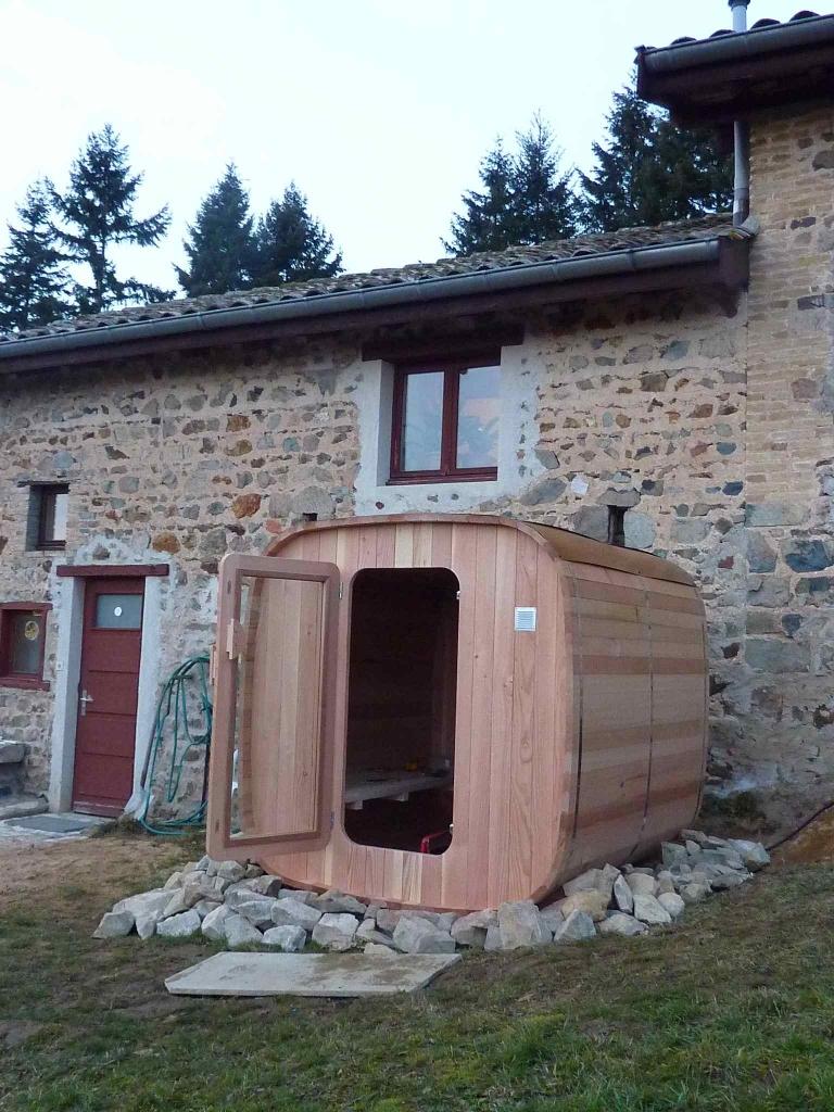 ... Superior Sauna Exterieur Avec Douche #13: P1020184 P1020998 P1030538  P1020182 Pix Legere ...