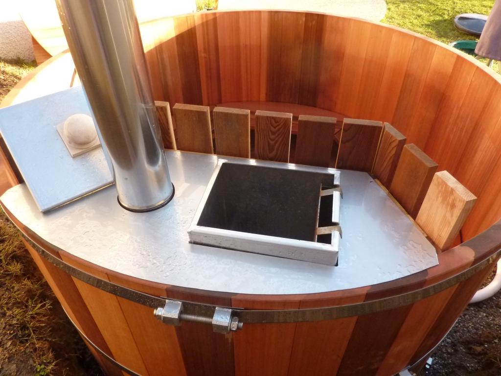 bain nordique bois haut de gamme fabriqu en france obiozz. Black Bedroom Furniture Sets. Home Design Ideas
